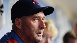 Reasons to fire Cubs manager Dale Sveum