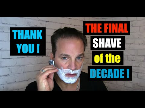 The Final Shave Of The Decade (and More!)