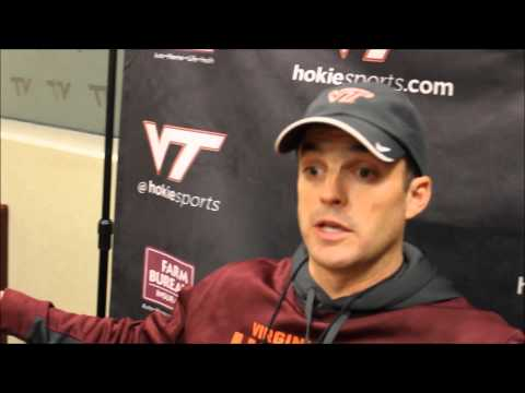 Virginia Tech practice report (11.18.14)
