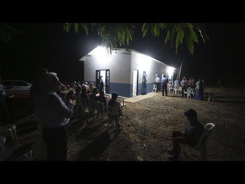 Gratidão Pela Vida do  Pastor Rubem Silva   Tabernáculo da Fé - Anápolis-GO