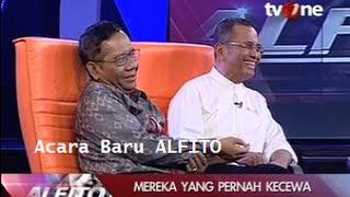 (ALFITO) : Meski Pernah Kecewa, Mahfud MD Dan Dahlan Iskan Tetap Bijaksana Pada Pemerintah