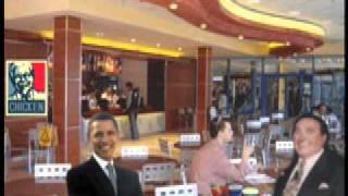 Obama's Mashed Potato Quest