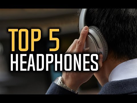 Best Noise-Cancelling Headphones in 2018 - Which Are The Best Headphones?