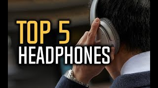 Video Best Noise-Cancelling Headphones in 2018 - Which Are The Best Headphones? download MP3, 3GP, MP4, WEBM, AVI, FLV Juli 2018