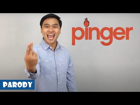 PINGER - The Best Dating App (Rated SPG)