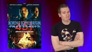 Fahrenheit 451 (2018) - The Dom Reviews