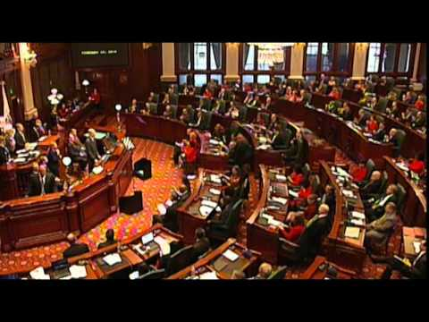 #3102 - Illinois State Budget Address