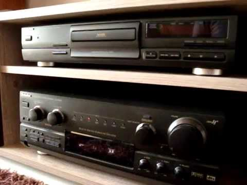 Technics SA-DX930 + CD DTS SADE LIVE