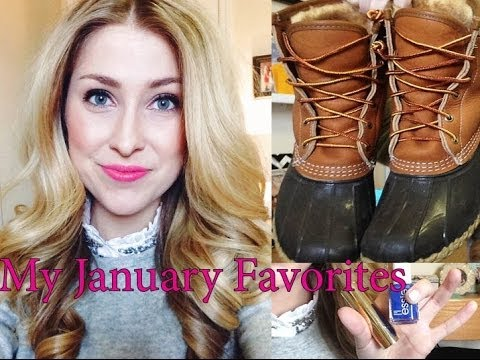 My January Favorites l 2014