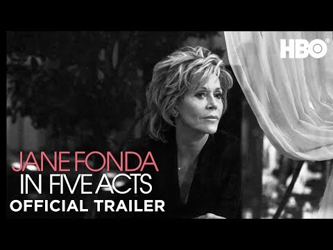 Jane Fonda In Five Acts 2018     HBO