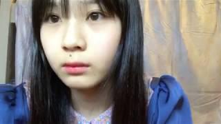 프로듀스48에 출연했던 아라마키 미사키(荒巻美咲)의 2018년 11월 10일...