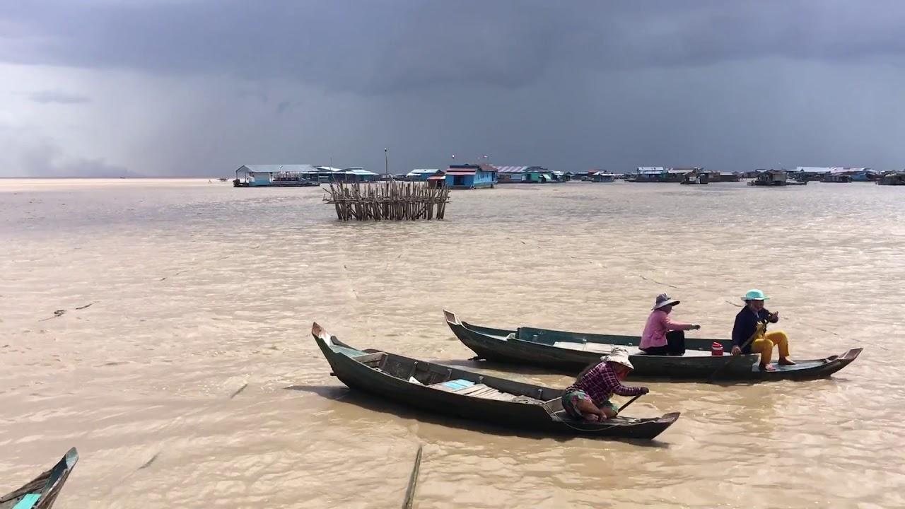 Biển Hồ-Campuchia - YouTube