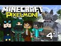 Minecraft PixelCore PIXELMON Let's Play! - Ep4 (Ghost Hunt!)