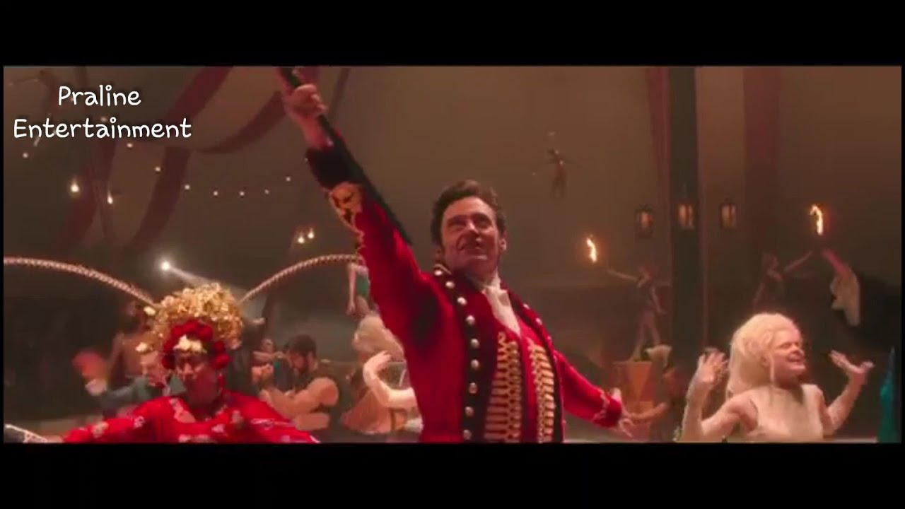 The Greatest Showman - The Greatest Show (Official Video)