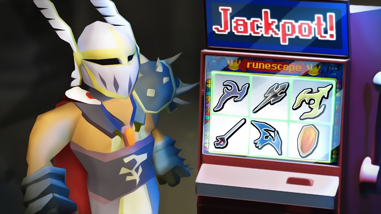 Runescape's Bankless Lottery | #6