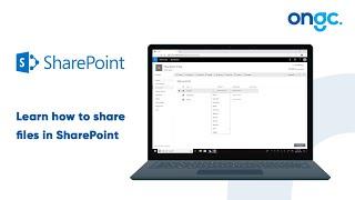 Sharing Files in SharePoint