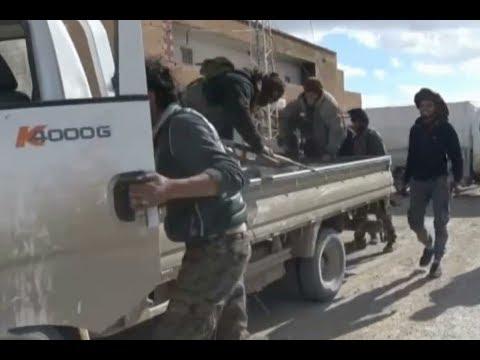 داعش يطلب الطعام مقابل تسليم الأسرى لديه في سوريا  - 23:54-2019 / 2 / 12