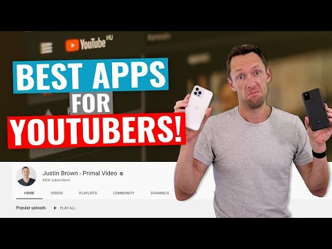 Best Apps for YouTube Videos & Channel GROWTH!