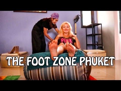 THE FOOT ZONE IN PHUKET   MASSAGE STUDIO