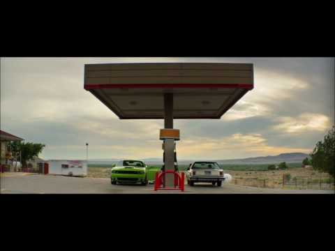 Gas Station Fight  Hell or High Water 2016  1080p HD