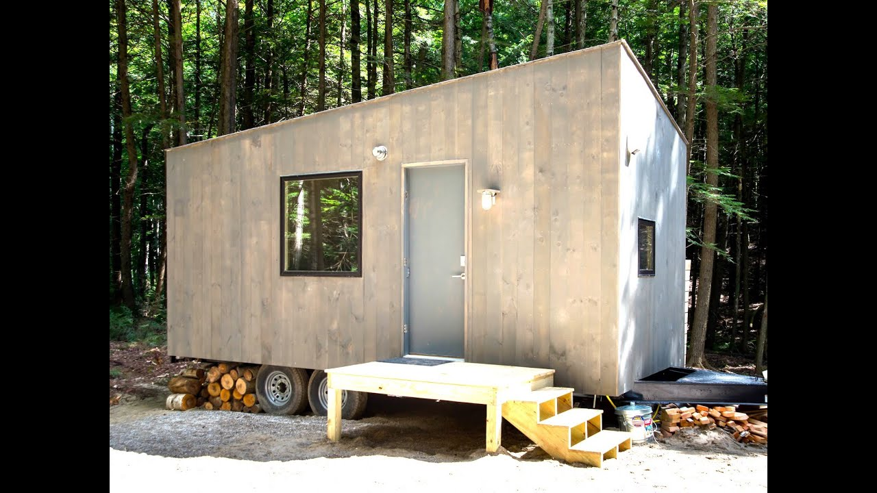 Building off grid homes - Harvard Students Build A Tiny 100 Off Grid Home Powered By The Sun