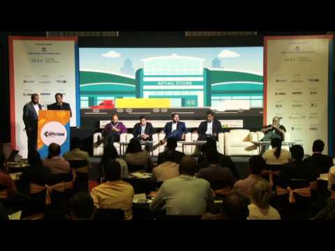 Panel Discussion on Transportation & Warehousing Tech at Global Supply Chain Technology Summit PART1