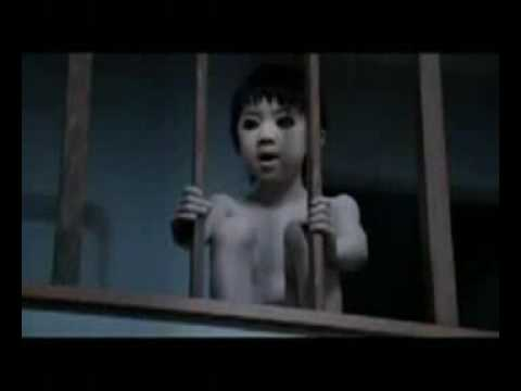 Scary Movie 4 Japanese scene with actual dialogue