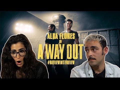 Review Interview: Alba Flores nos cuenta todo sobre La Casa de Papel y Vis a Vis jugando a A Way Out