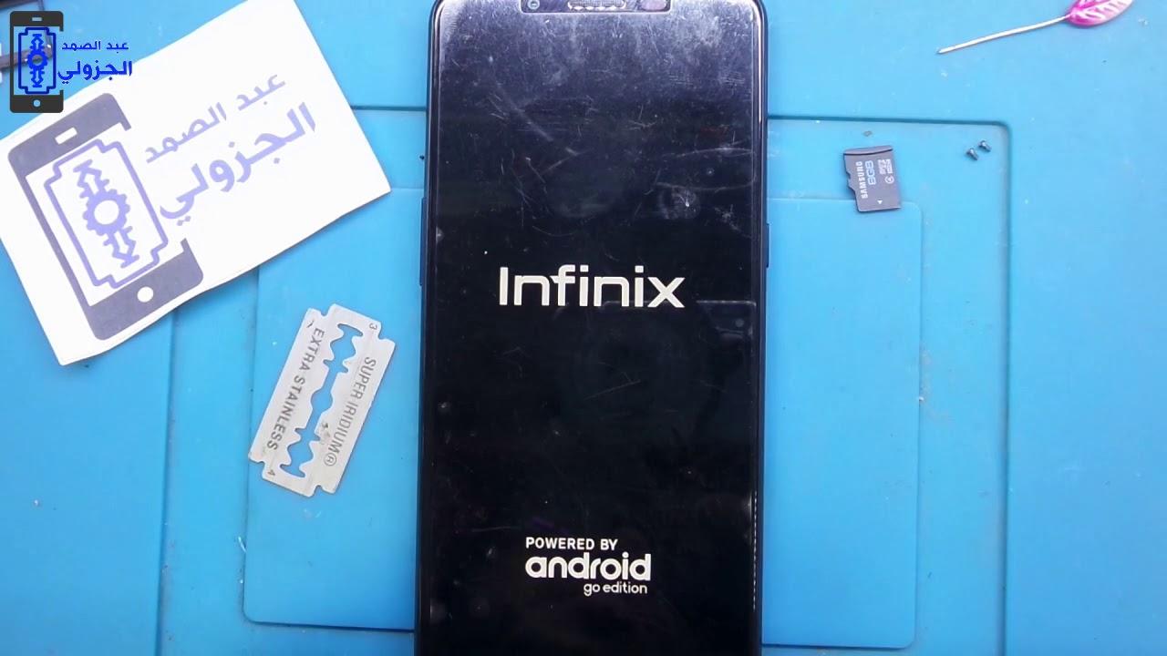 Infinix Hot 6 x606d frp bypass google account reset pattern 8 0 oreo