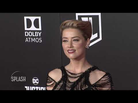 Amber Heard's coming out struggle | Daily Celebrity News | Splash TV