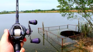 Fishing JUICY Farm Ponds for BEDDING Bass ($1,000 Mistake!!)