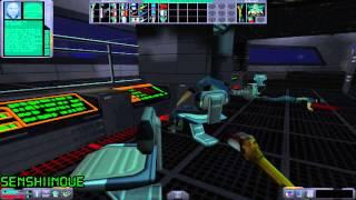 System Shock 2 végigjátszás magyar kommentárral 7.rész - Xerxész Update