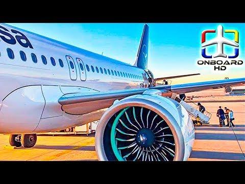 TRIP REPORT | Lufthansa: A320 NEO Experience | Frankfurt To Berlin