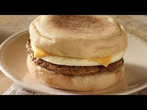 Jimmy Dean Delights English Muffin Chicken Sausage Youtube