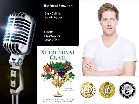 Christopher James Clark Talks On The Paleo Diet In Dubai #27