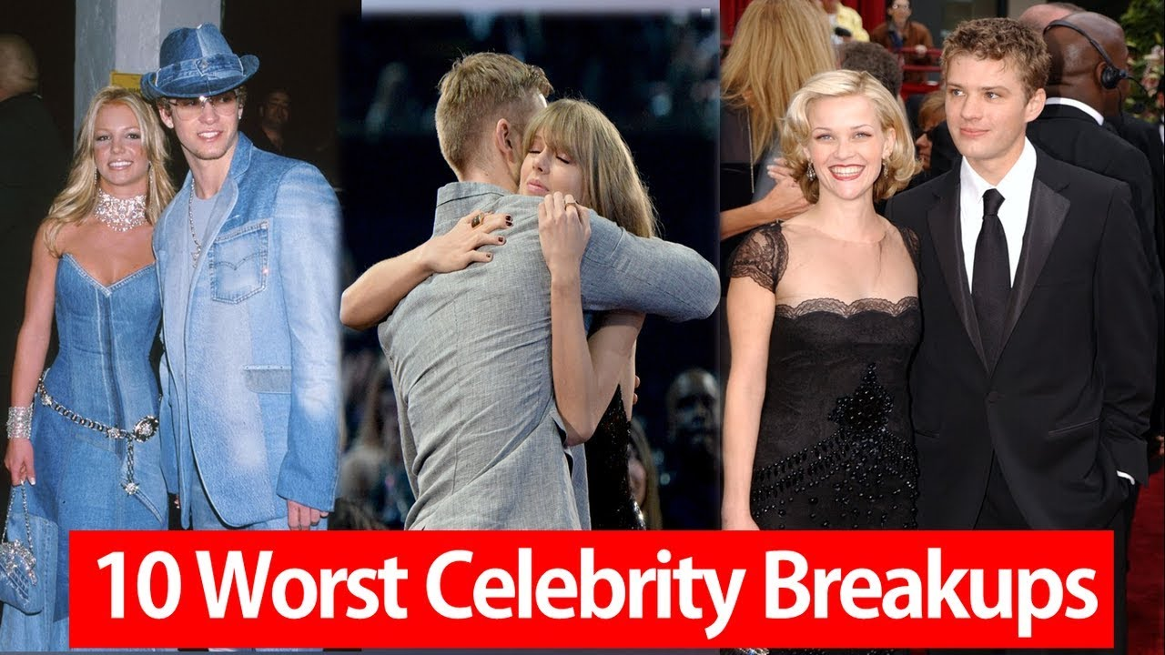 Top 10 Ugly SA Celebrity Break-Ups - Latest Scandals