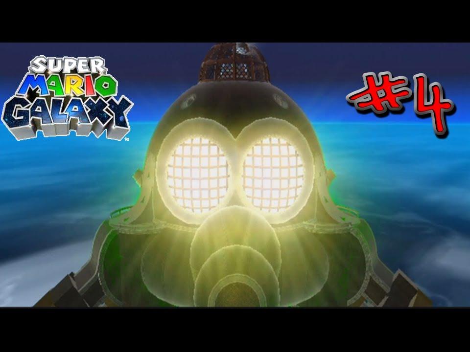 Super Mario Galaxy - Episode 4 - YouTube