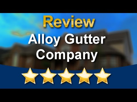 Alloy Gutter Company Taylor Michigan 5 Star Review By S M