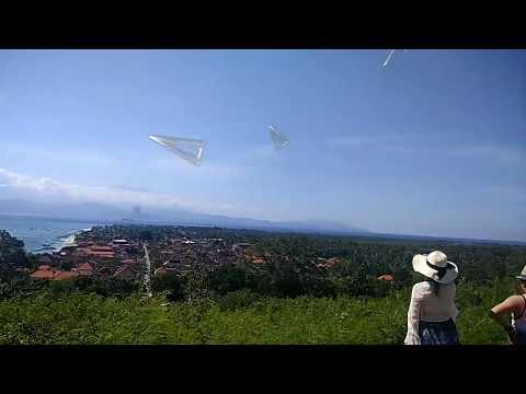 Explore Bali from Nusa Lembongan (part 1) - Panorama point & Jungut Batu Beach