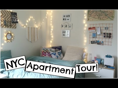 Nyc Col Student Apartment Tour