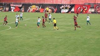 Atlético perde amistoso para o Gama-DF
