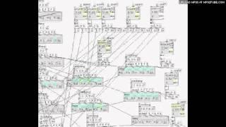 72-EDO algorithmic IDM in Pure Data