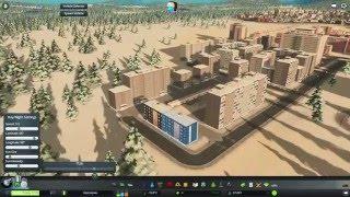 Скачать Как построить блочный микрорайон в Cities Skylines