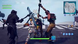 We killed a Codename E.L.F In Lobby || Fortnite Short Video
