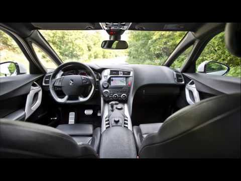 citroen ds5 interior - YouTube