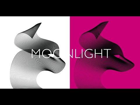 Blending Technique | Adobe Illustrator Tutorial | Moonlight