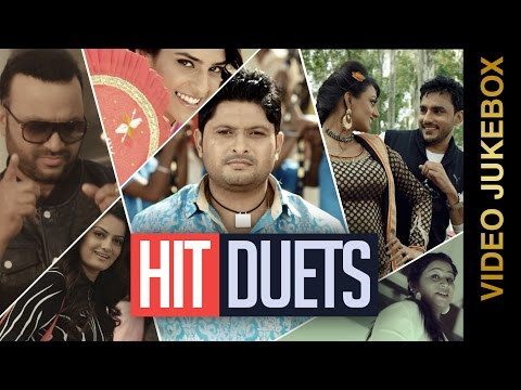 HIT DUETS 2015 | Video Jukebox | New Punjabi Songs 2015 | Latest Punjabi Hits 2015