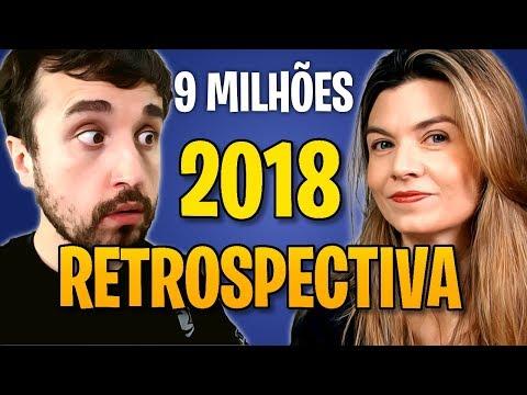 RETROSPECTIVA CDN 2018! - 9 Milhões de Inscritos