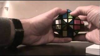 Lanlan 4 layer rhombic dodecahedron tutorial part 1