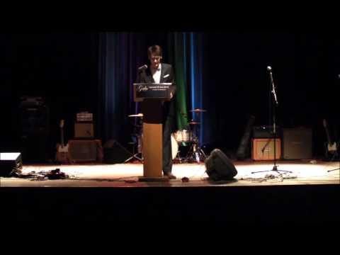 20è Gala ICES - Discours de Paul Brounais